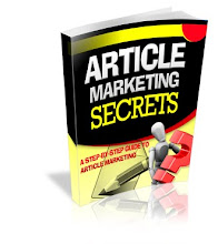 Descriptive Writing and Article Marketing