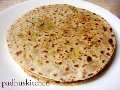 Gobi Paratha-gobi paratha recipe-Cauliflower paratha- how ...