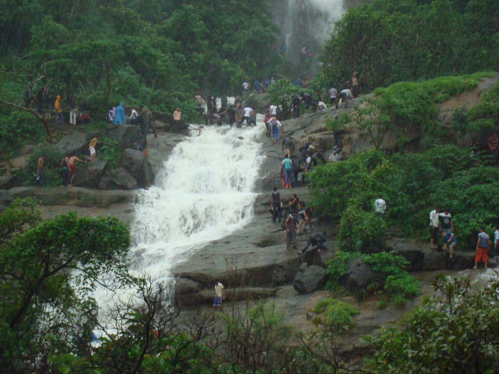 Festival Celebrations Wallpapers Of Most Beautiful Waterfalls Of Lonavala