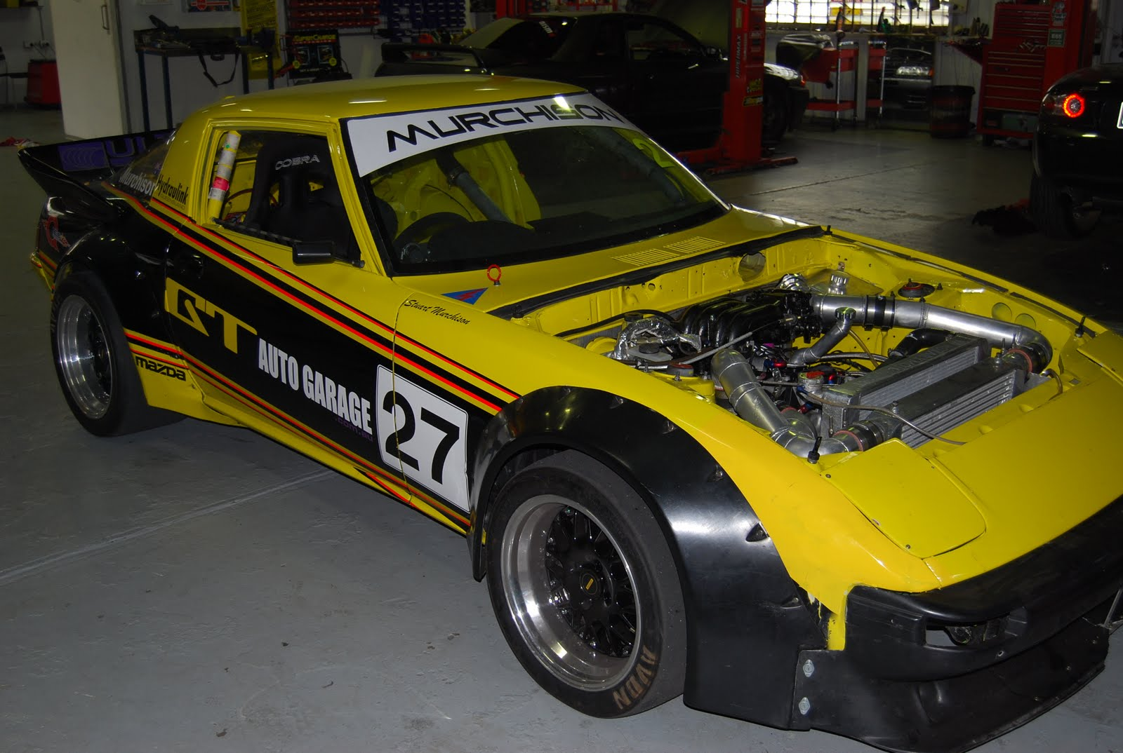 Gt auto garage standalone f con v pro v3 3 for Garage gt auto