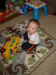James - 15 Months