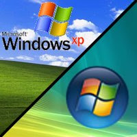Windows Vista vs. Windows XP