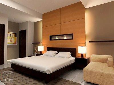 dare to dream kamar utama