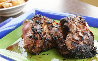 Easy Barbecue Lamb Recipe