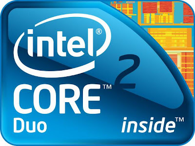 Intel Core2Duo Logo