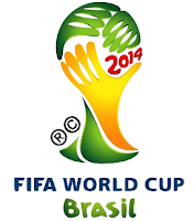 World Cup 2014 Brazil Logo