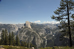 Half Dome, Yosemite Valley, CA