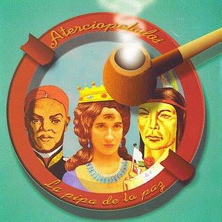 Los Aterciopelados - La Pipa De La Paz