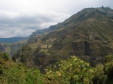 Entrada a Colombia