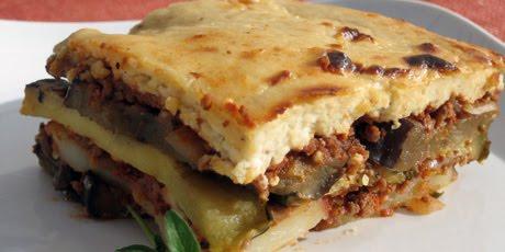 moussakala moussaka detta anche mussaca è una ricetta tipica della ...