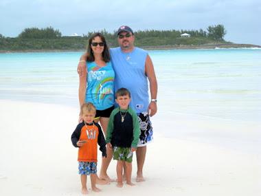 The Unhjem Family - Ronny, Kristina, Bradley & Dylan