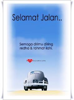 Selamat Bercuti, Happy Holiday, Balik Kampung, I Luv Islam, Testi I Luv Islam
