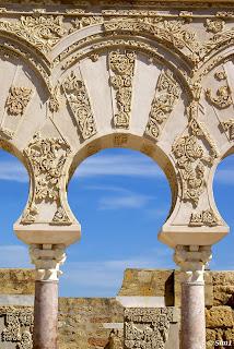 Madina Az- Zahra', Bani Umayyah, Bani Umaiyah, Peta Andalusia, Kerajaan Bani Umayyah, Senibina Andalusia, Senibina Bangunan Menakjubkan, Sejarah dan Tamadun Islam, Zaman Banu Umayyah