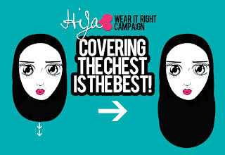 Muslimah, Tudung Muslimah, Wanita Solehah, Perempuan, Aurat, Tutup Aurat, Cara Yang Betul Tutup Aurat, Labuhkan Tudung, Tudung Sopan