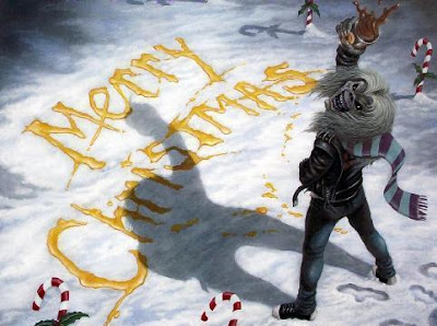 have a heavy metal christmas - Heavy Metal Christmas