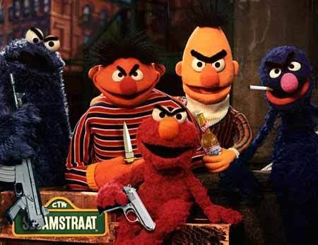 Complaint Department: Sesame Street - 30.4KB