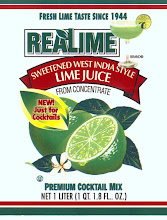 ReaLime Licensed Cocktail Mix