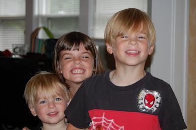 3 Small Kids