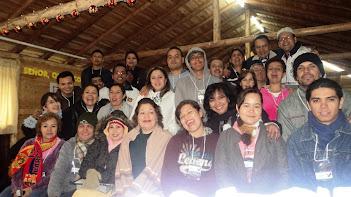 RETIRO PASTORAL CENTRO INTERNACIONAL DE TRANSFORMACION INTEGRAL, CITI-COLOMBIA, 2010