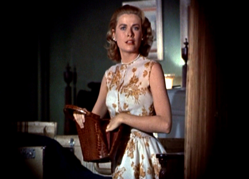 The style essentials 39 hitchcock style 39 star grace kelly for 1954 rear window