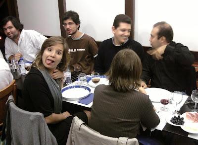 Jantar da Festa do Ano II