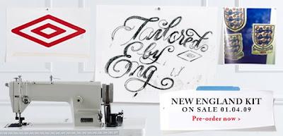 New England Kit  2009