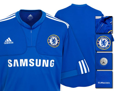Chelsea Home Shirt 2009/10