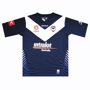 Melbourne Victory Home Shirt 2009