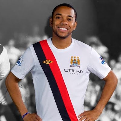 Manchester City Third Kit 2009/10