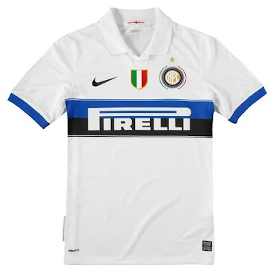 Inter Milan Away 2009/10