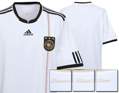 Germany Home Shirt 2009/10