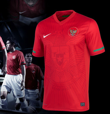 Indonesia Home Kit 2010/11