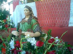 Santa Luzia -Padroeira de Jundiaí