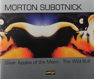 Morton Subotnick The Wild Bull
