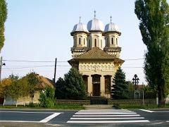 BISERICA ORTODOXĂ ROMÂNĂ-ŞAGU,( 14 oct. 1994-14 oct. 2008)