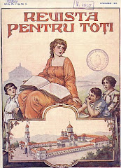 REVISTA PENTRU TOŢI... o revistă epurată... Pe fundal- Catedrala Reîntregii Neamului,  Alba Iulia