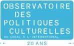 Observatoire Politiques Culturelles