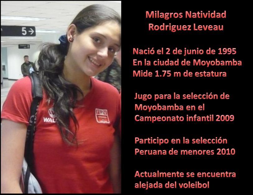 Milagros Rodriguez Leveau.... Milagritoss