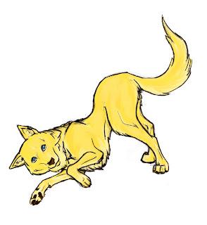 Babette's Bio! W.I.P Blonde+Wolf