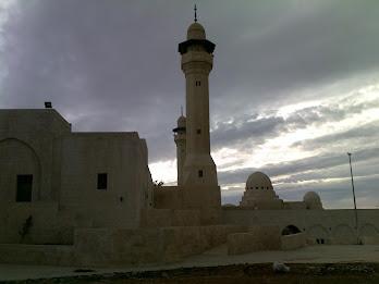 Masjid Jaafar, Bersemadinya Syuhada' Mu'tah