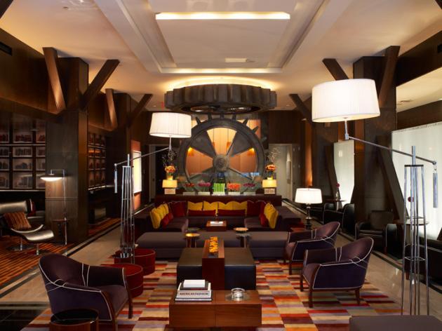 Bedroom Interior Design Joule Hotel Dallas