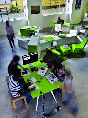 Techno   Best Office Furniture Design in Red Dot Award
