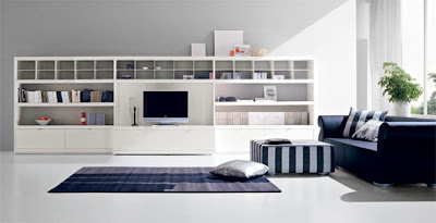 Agnese – Modern Minimalist Living Room Furniture Design Ideas / Home