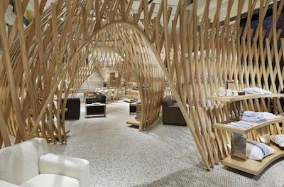 Luxury & Unique Hermes Boutique Interior Design by Rena Dumas ...