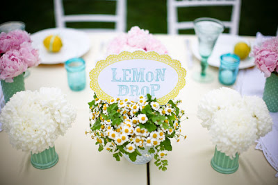 Cute Bridal Shower Ideas on Seersucker Tablecloths It Would Sooo Cute Pictures Via Oncewed Com