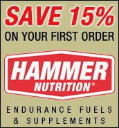 Hammer Nutrition Referral Credit!