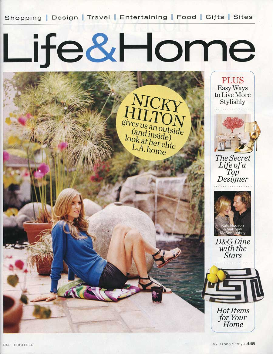 Life U0026 Home With Nicky Hilton