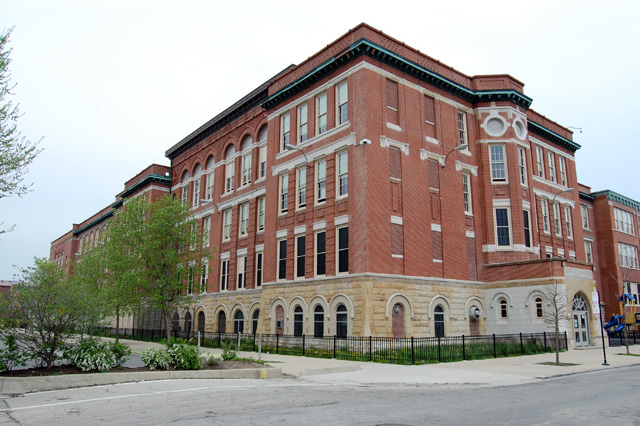 Von Humboldt Elementary School
