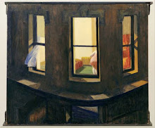 "=1928=Edward Hopper ""Nightwindows"""