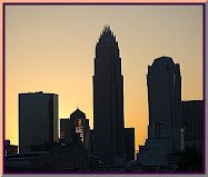 Sunrise in Charlotte